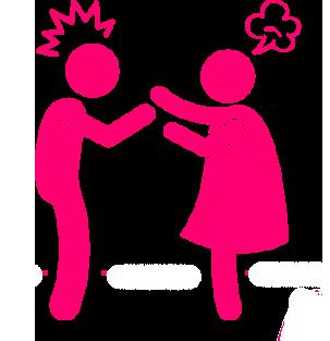 Párkapcsolati konfliktus
